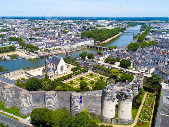 Gite du Lattay Proximité angers-chateau
